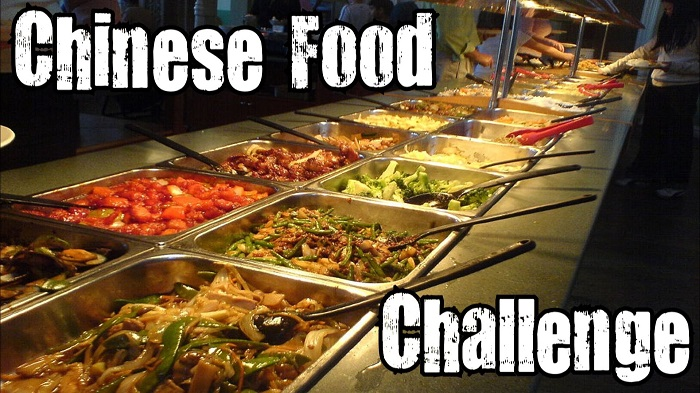 The Chinese Quest Food Challenge