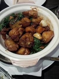 Little Dumpling Chinese Restaurant Chicken