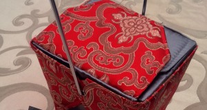 Chinese Take-Out box Handbag