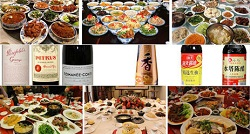 Chinese Food Wine Pairing