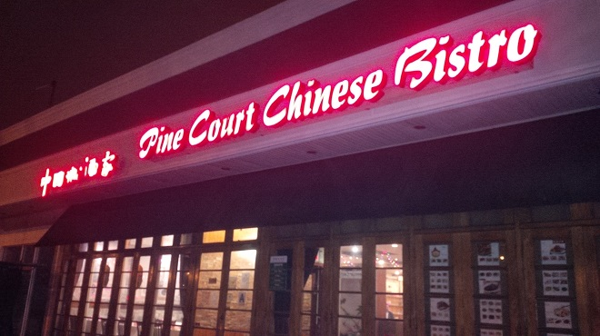Norman's Take on Pine Court Chinese Bistro