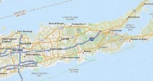 Suffolk County Map