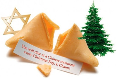 Twas the Night Before Christmas, and We Being Jews…