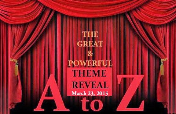#AtoZChallenge Theme Reveal
