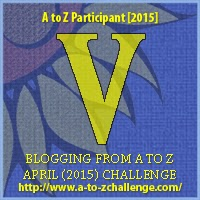 V-Vegetables-AtoZChallenge