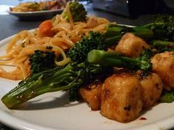Vegan Diet Chinese Food