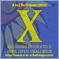 X-XieXie-Thank-You-AtoZChallenge