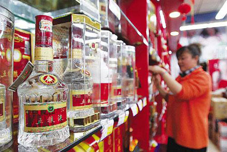 Chinese Beer, Booze and Drinking Customs