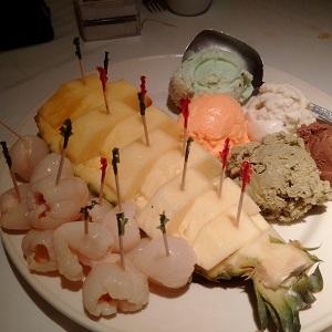 Lychee-Nut-Pineapple-Ice-Cream
