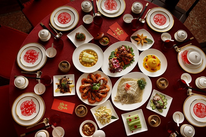 What You'll Typically Eat at a Chinese New Year's Dinner