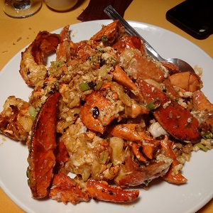 LN1380-Lobster-Cantonese-Black-Bean-Sauce