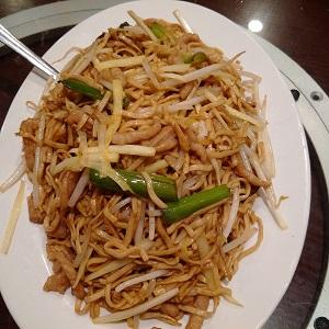 Shanghai-Noodles