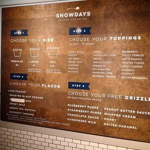 snowdays-menu