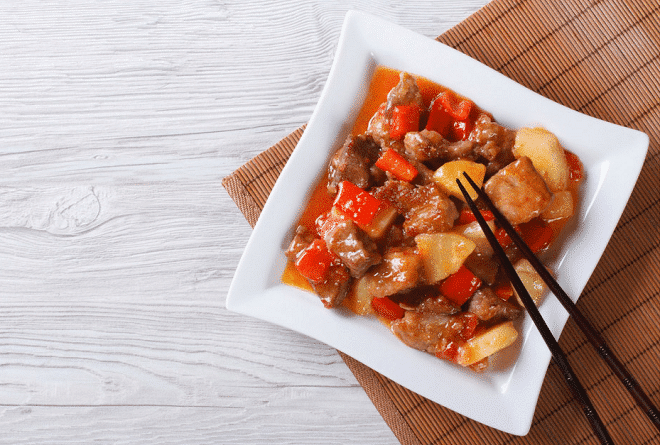The Secret to Making the Best Sweet and Sour Pork: REVEALED