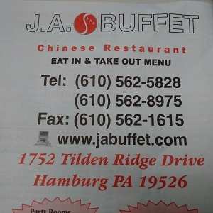 j-a-buffet-menu