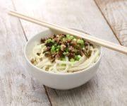 Chinese For Dinner: A Modern Take on Dan Dan Noodles