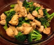 Recipe for Paleo Chicken And Broccoli Stir Fry