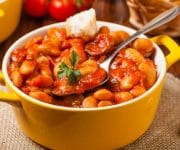 Chinese Style Baked Beans