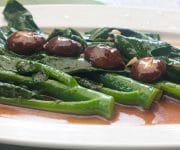 Simple method to make Simple Chinese Broccoli with Oyster Sauce