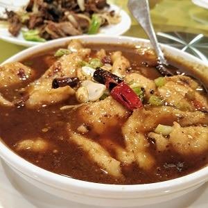 Tofu-Fish-Spicy-Sauce