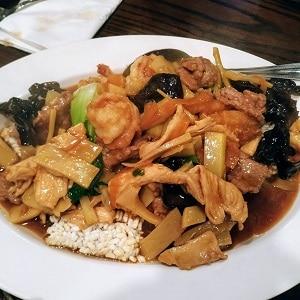 crispy-rice-style-chicken-shrimp-beef