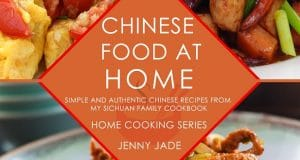 Chinese Food At Home Cover Jenny Jade