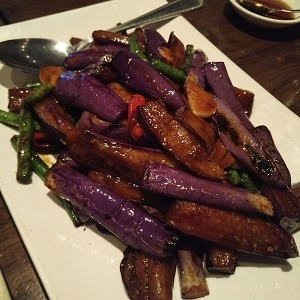 String-Beans-Eggplant