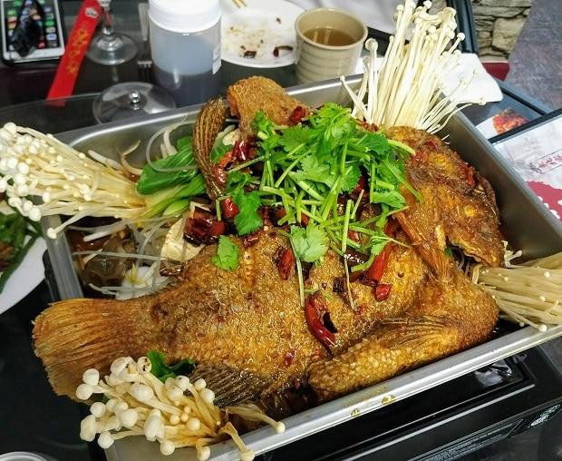 Grilled-Fish-Vegetables