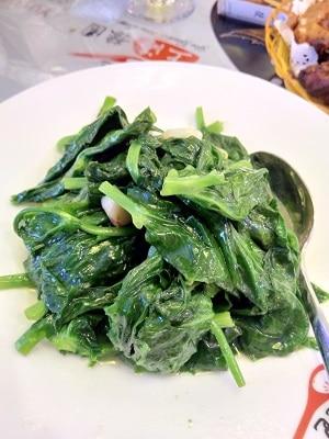 pea-shoots-garlic