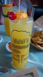Tang's Kitchen, Lindenhurst, NY Mai Tai